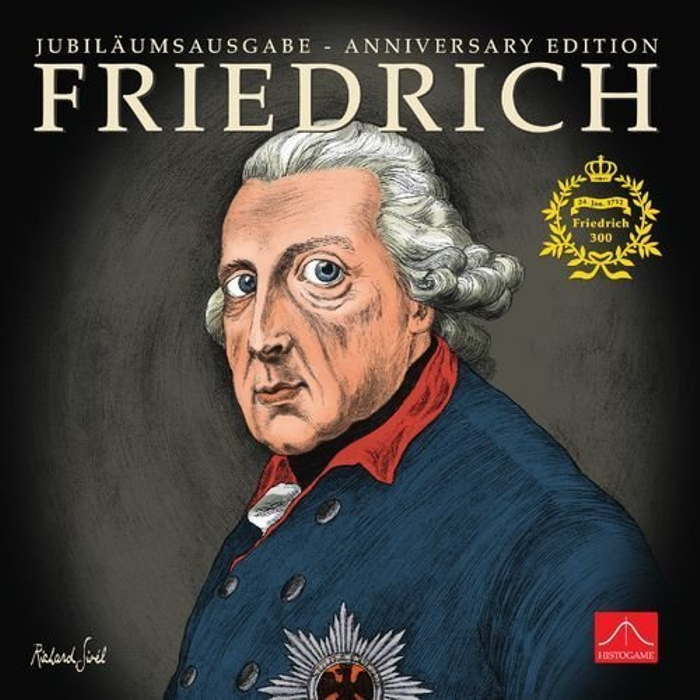 Friedrich Anniversay Edition Boardgame