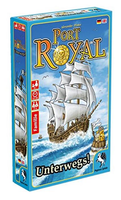 Port Royal: Unterwegs