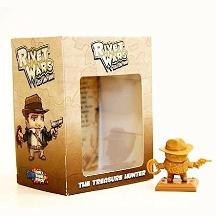 CoolMiniOrNotInc. Rivet Wars: Treasure Hunter
