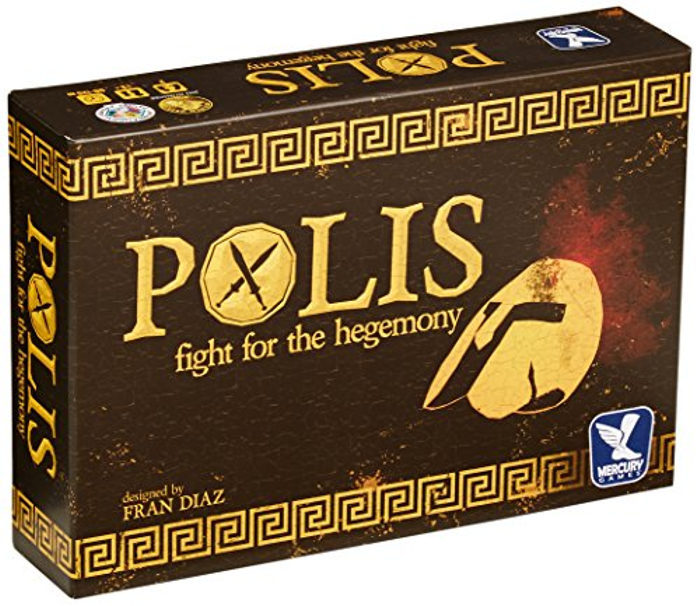 Mercury Games Polis: Fight for the Hegemony