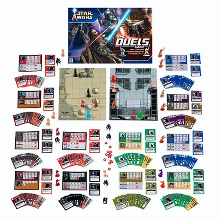 STAR WARS Epic Duels Game