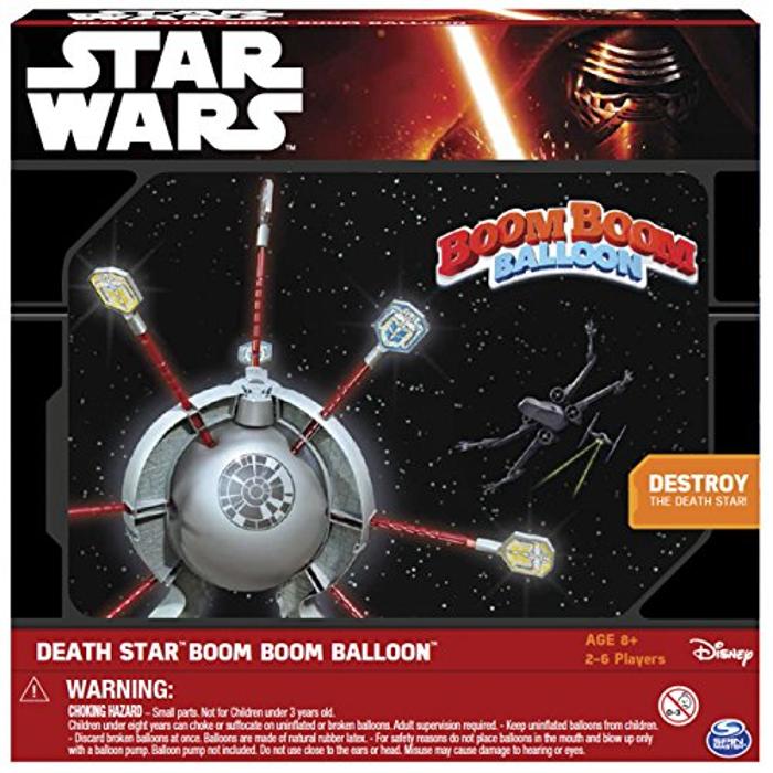Star Wars Death Star Boom Boom Balloon