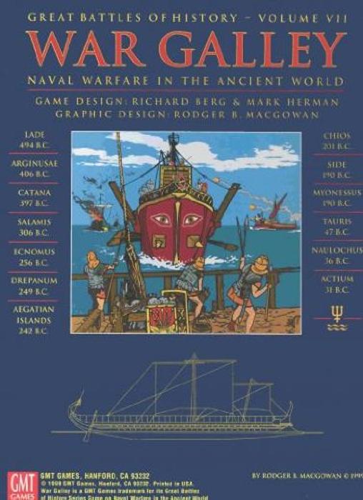 War Galley | Board Game Atlas