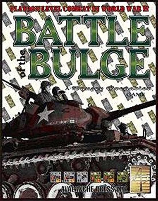 Panzer Grenadier: Battle of the Bulge