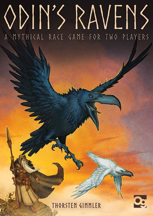 Odin's Ravens - A Mythical Race Game for Two Players