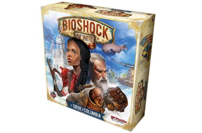 BioShock Infinite: The Siege of Columbia Board Game