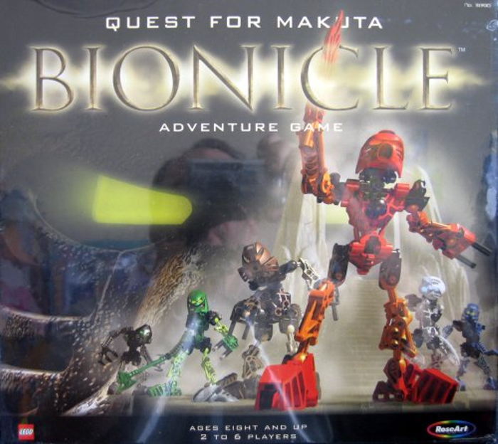 Bionicle Adventure Game: Quest for Makuta