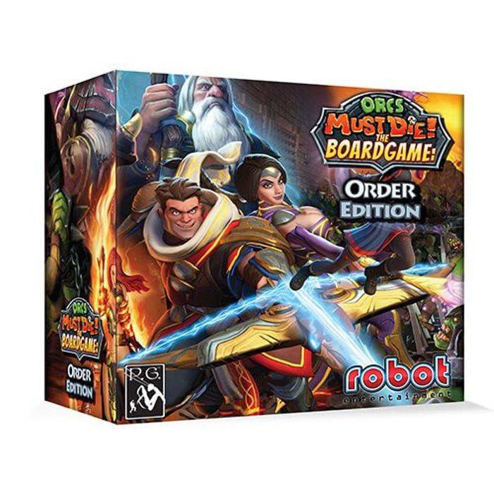 Orcs Must Die! Order Edition
