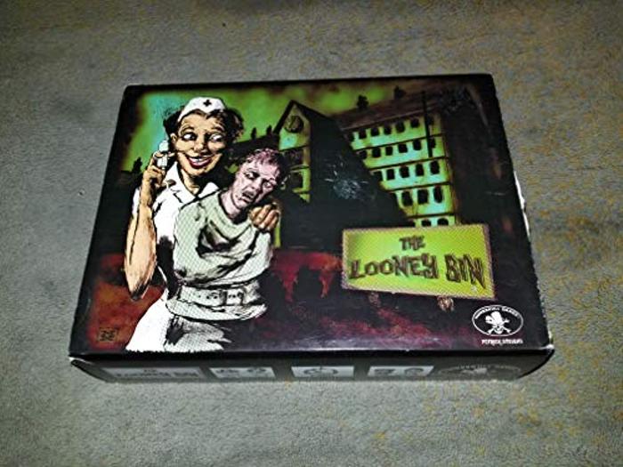 The Looney Bin by Numbskull Games