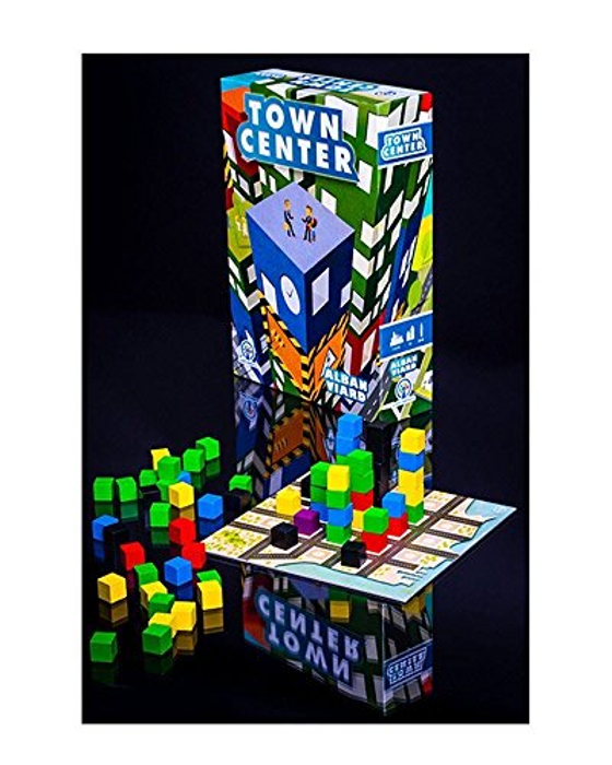 Town Center: 4th Edition