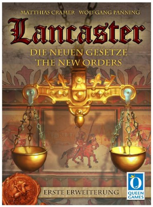 Asmodee Lancaster: The New Laws