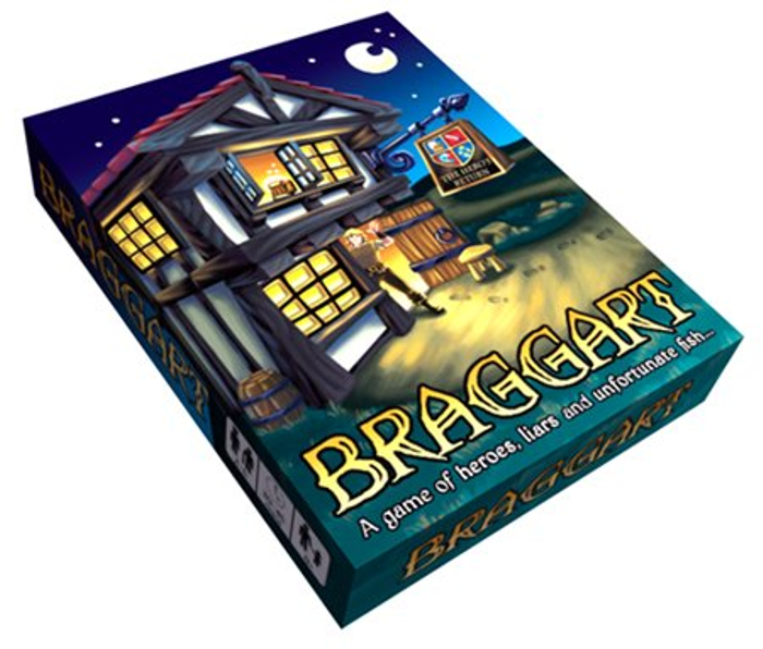 Braggart Card Game