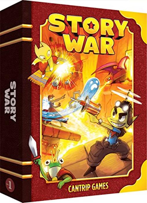 Story War: Volume 1 Board Game