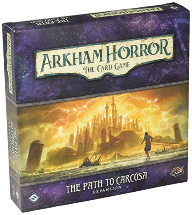 Arkham Horror: The Card Game - The Path to Carcosa Box Expansion