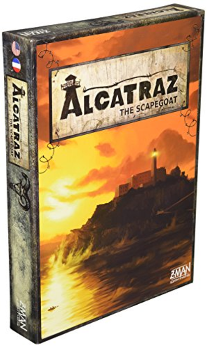 Alcatraz The Scapegoat Board Game