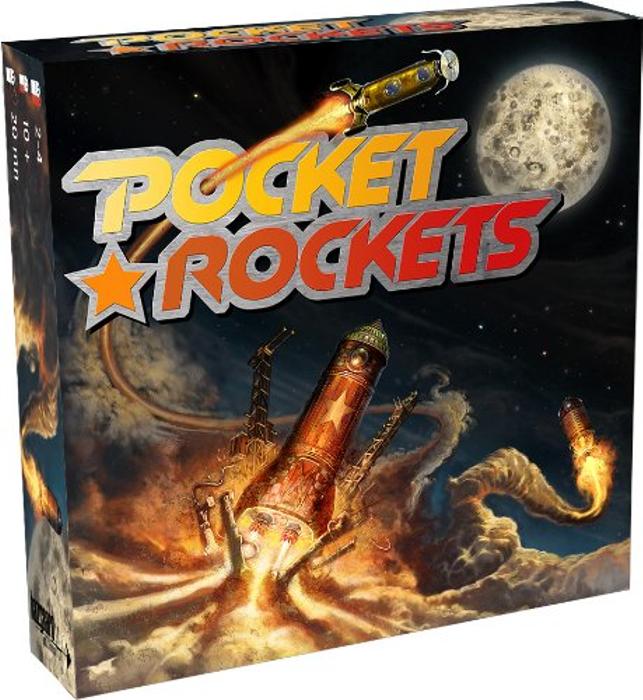 Cocktail Games - Pocket Rocket