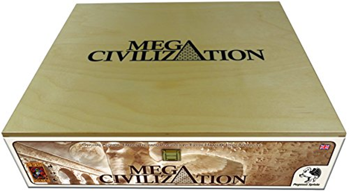 Mega Civilization Board Game