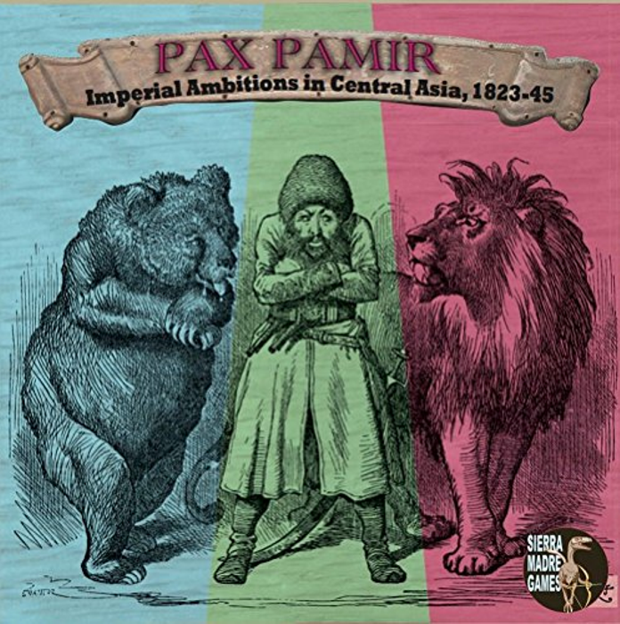 Pax Pamir Board Game