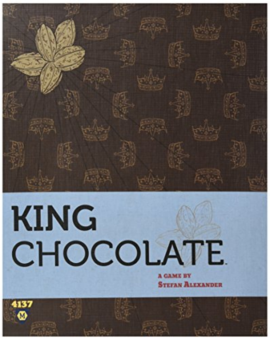 King Chocolate Board Game