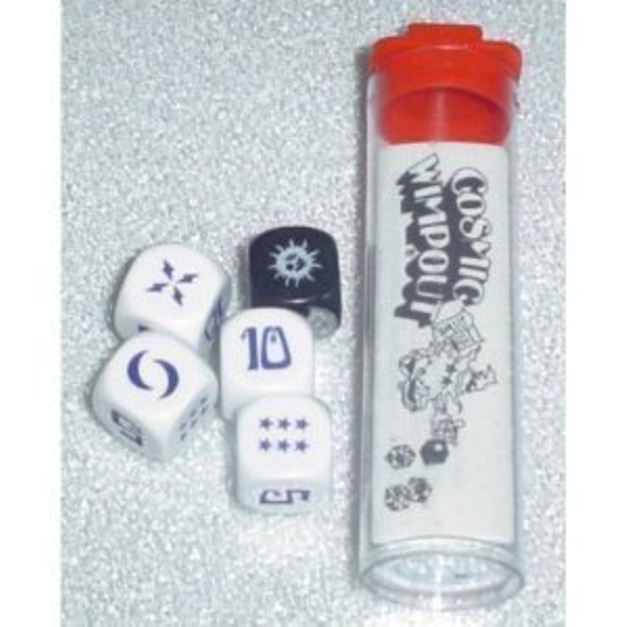 Cosmic Wimpout Dice Game, [Package may vary]
