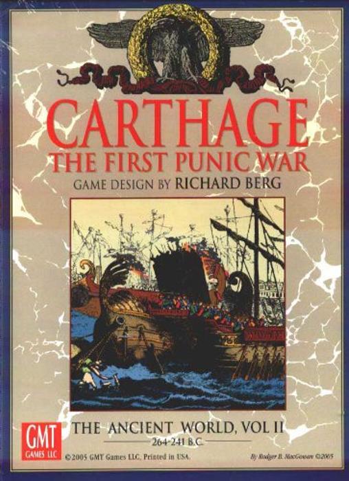 Carthage - The First Punic War