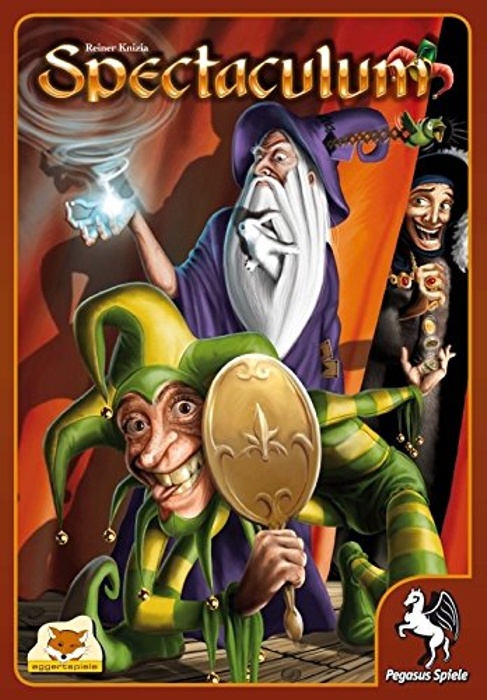 Spectaculum Board Game