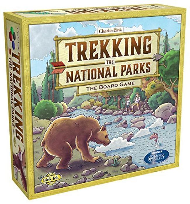 Trekking the National Parks
