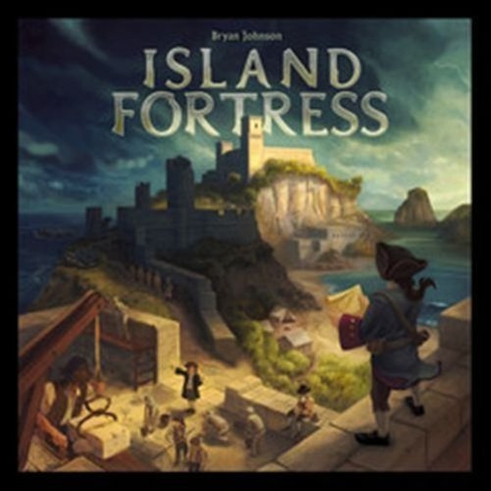 Island Fortress by Game Salute