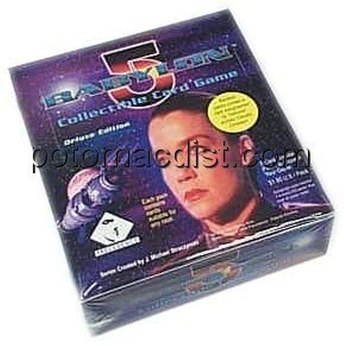 Babylon 5 Collectible Card Game Deluxe Edition