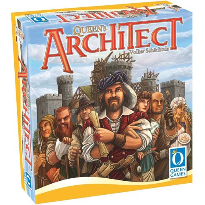 Asmodee Queen's Architect