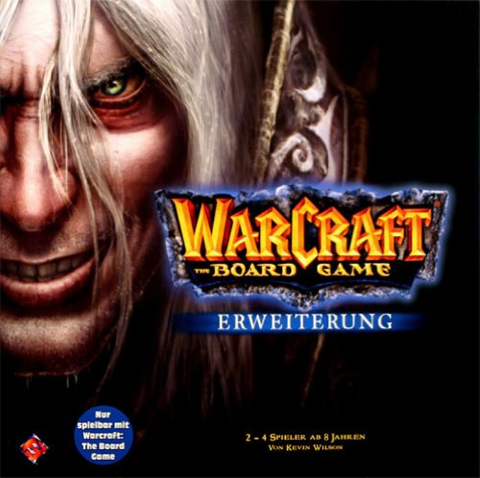 Warcraft: The Board Game - Expansion