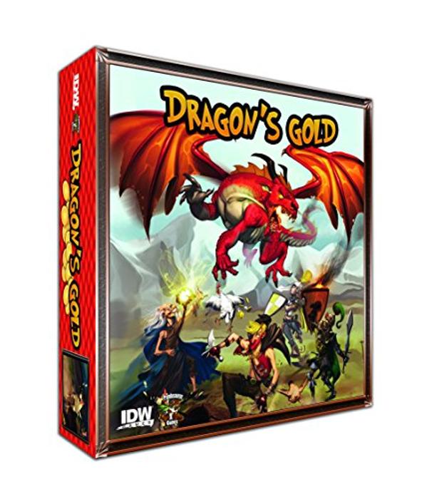 IDW Games Dragon's Gold
