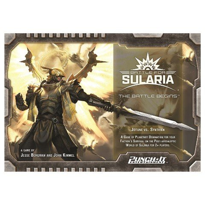 Battle for Sularia: The Battle Begins