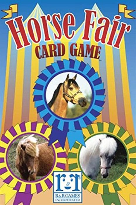 R & R Games Horse Fair Card Game