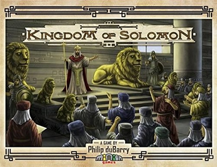 Minion Games Kingdom of Solomon