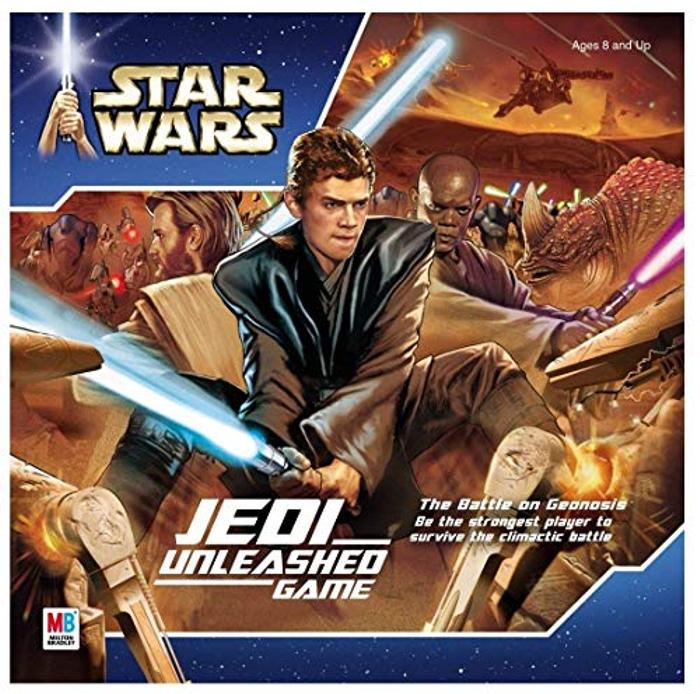 STAR WARS Jedi Unleashed Game