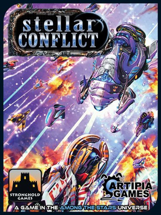 Stellar Conflict Board Game