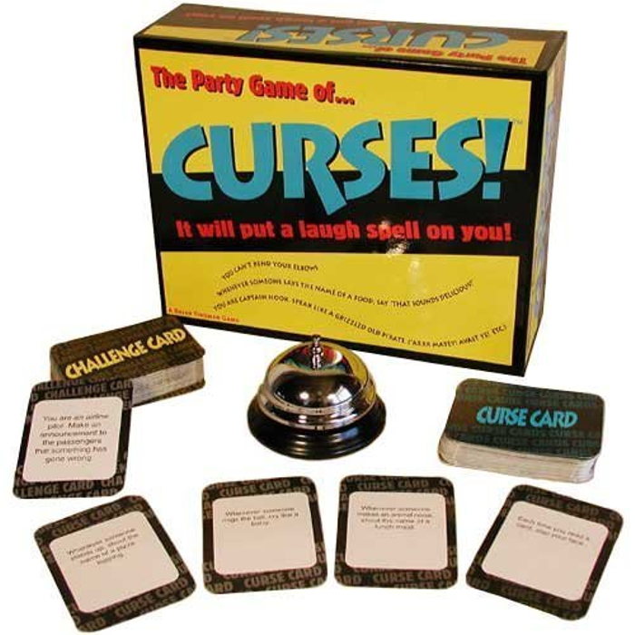 Worldwise Imports The party game of curses