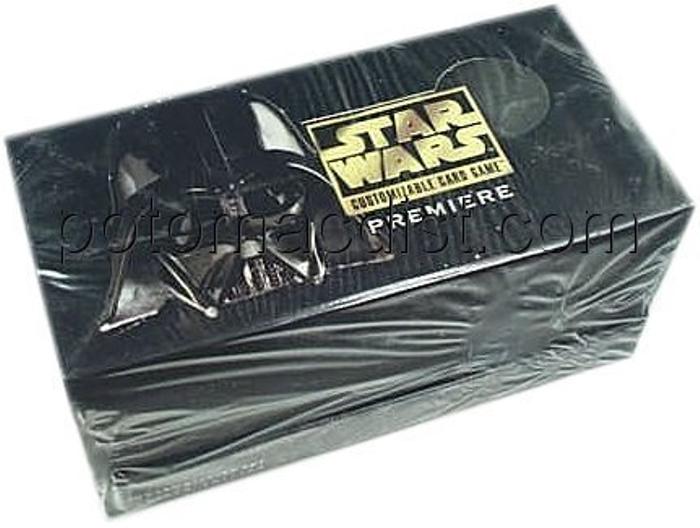 Star Wars CCG: Starter Deck Box [Limited]