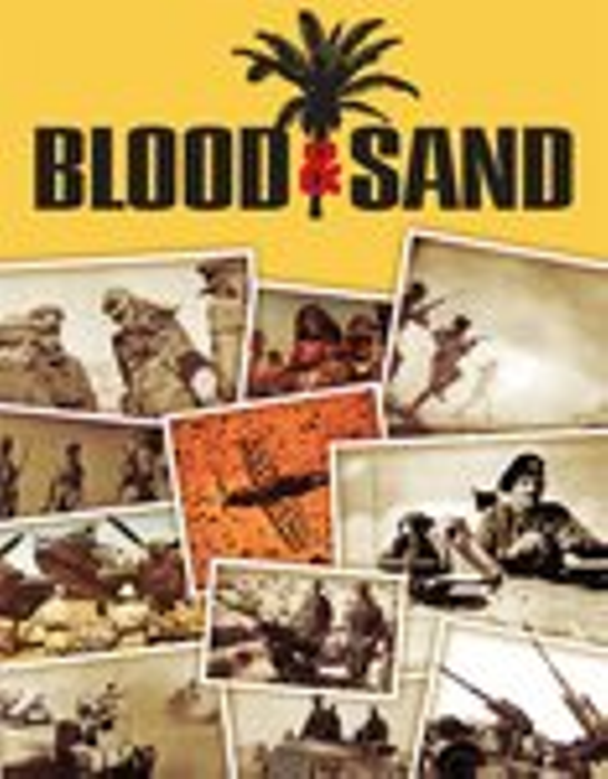 Blood & Sand The Campaign for North Africa, 1941-42