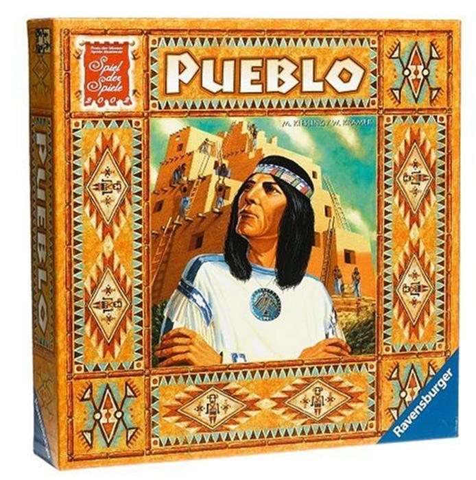Pueblo board game
