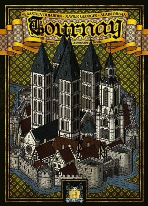 Pearl Games - Tournay