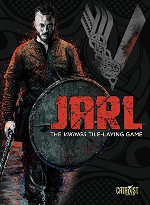 Jarl The Vikings Tile Laying Game