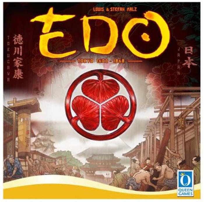 Queen Games Edo Board Game