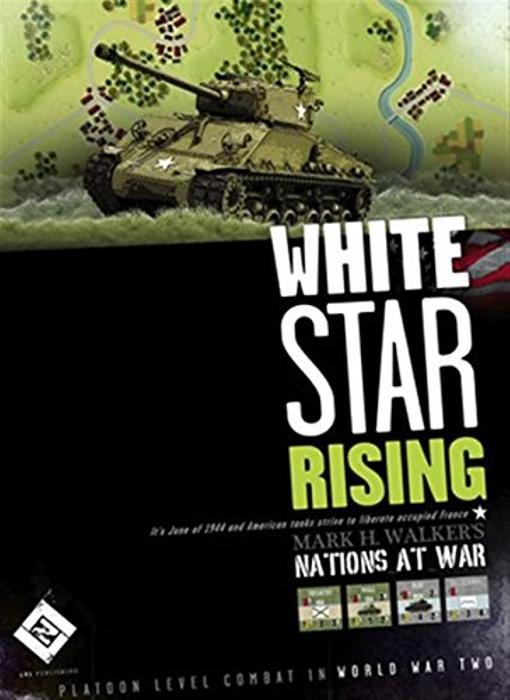 LNL: Nations at War Game Series, White Star Rising Board Game