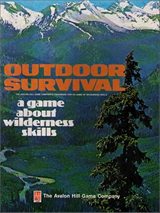 Outdoor Survival: A Game About Wilderness Skills [BOX SET]