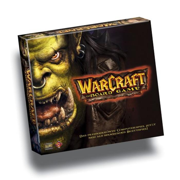 Warcraft Board Game FFG WC-01