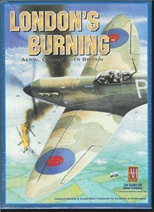 LONDON'S BURNING - Aerial Combat Over Britain!
