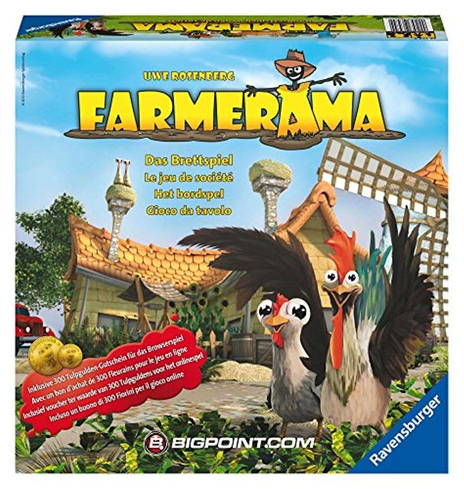 Farmerama by Ravensburger