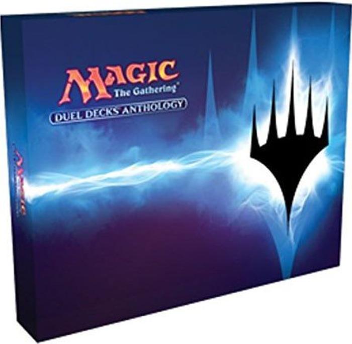 Magic: the Gathering Duel Decks Anthology - Jace vs Chandra, Elves vs Goblins, Divine vs Demonic, Garruk vs Liliana